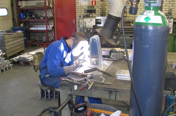 RVS reparatür Yachtbeschläge - Ottenhome Heeg