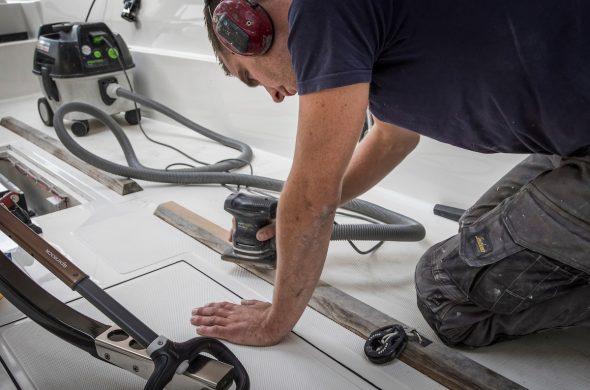 Wartung und Reparatur Schiffe - Ottenhome Heeg